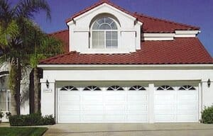 Residence with garage